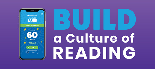 Build a culture of reading